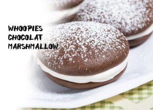 WHOOPIES CHOCOLAT MARSHMALLOW