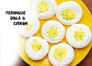 Meringue Boga & Citron
