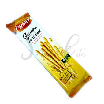 Céréalis Grissini Torinesi Riche en fibres
