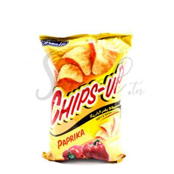 Chips up Paprika