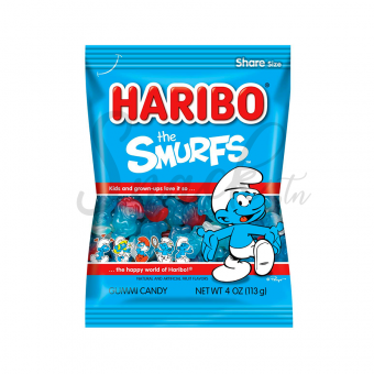 Haribo The Smurfs