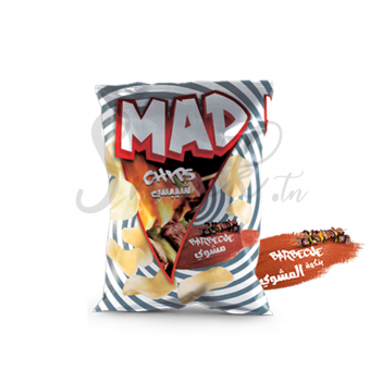 Mad chips BBQ