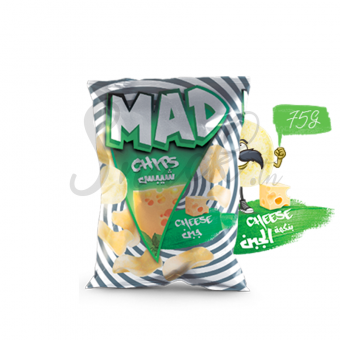 Madchips cheese