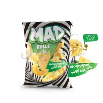 Madrolls cheese nacho