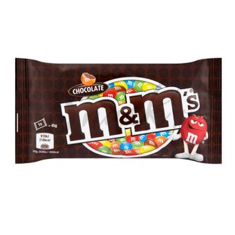 M&Ms Chocolate 45g