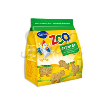 Bahlsen Zoo Country 100g