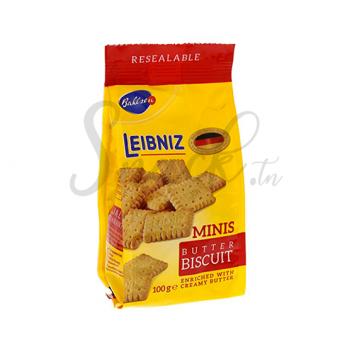 Bahlsen Leibniz Minis Butter Biscuit 100g