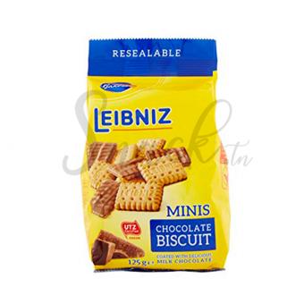 Bahlsen Leibniz Minis Chocolate Biscuit 125g