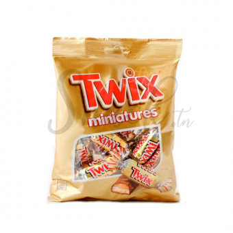 Twix Miniatures 150g