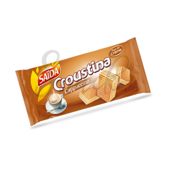 Saida croustina cappuccino