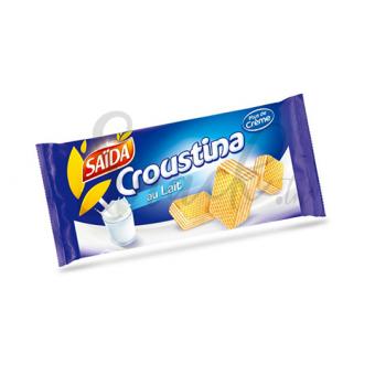 Saida croustina au lait