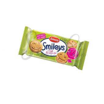 Smileys Hazelnut and honey 50g