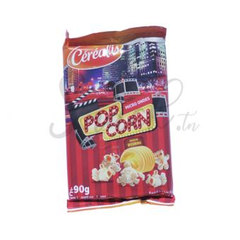 Céréalis popcorn saveur beurre 90g