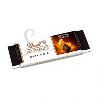 Lindt Excellence Dark orange 35g