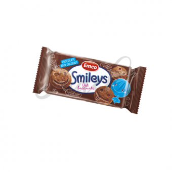 Smileys Chocolate and coconut 50g