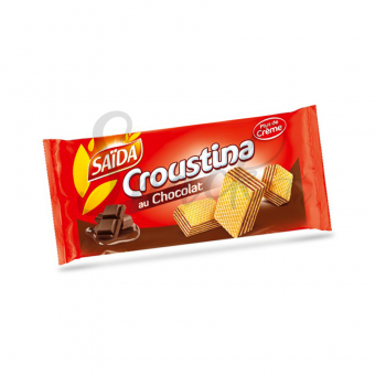 Saida croustina au chocolat