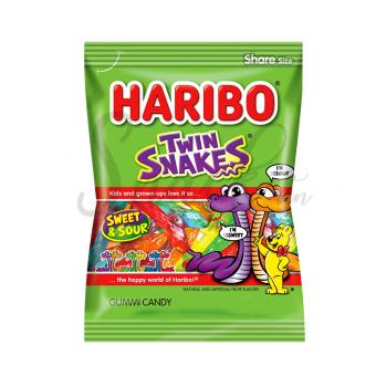 Haribo twin snackes 80g