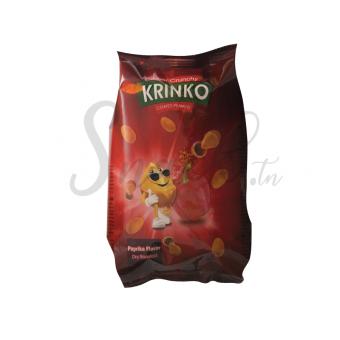 Krinko Coated Peanuts Paprika Flavour 80g