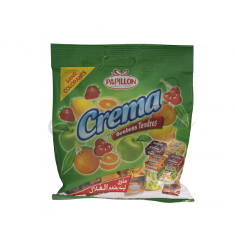 Papillon Crema (Bonbons Tendres) 150g