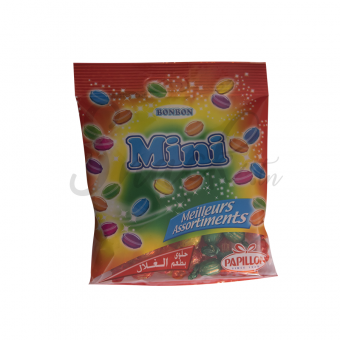Papillon Bonbon Mini (Meilleurs Assortiments) 150g