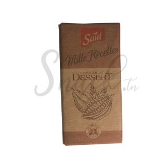 Saïd Mille Recettes Chocolat Dessert 100g