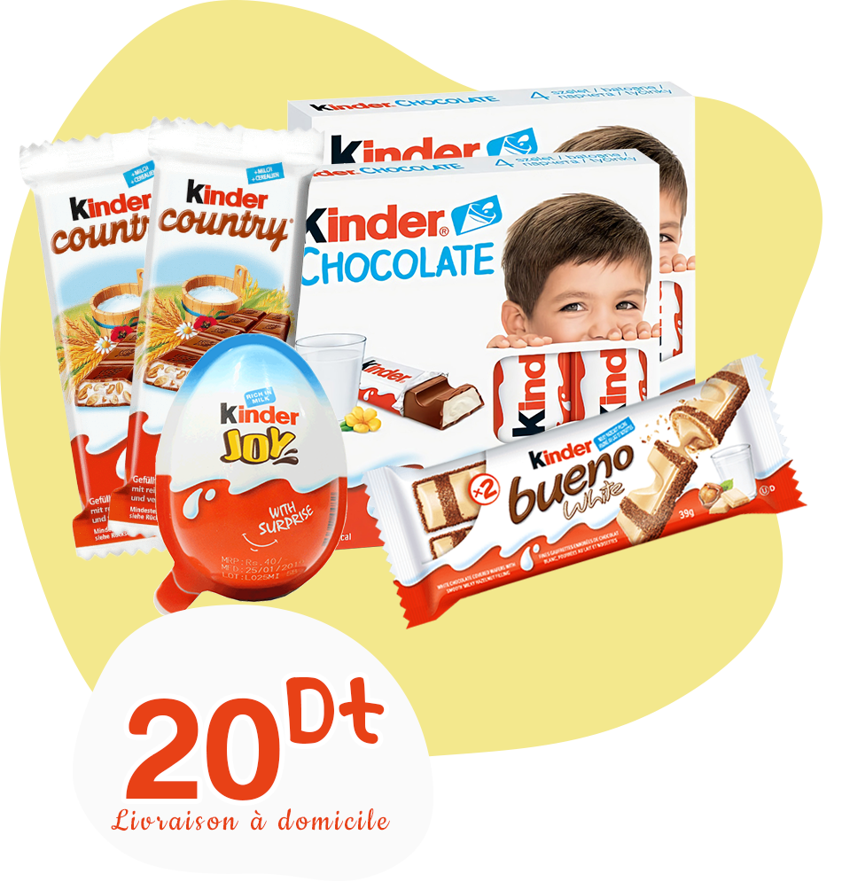 Kinder fans is back